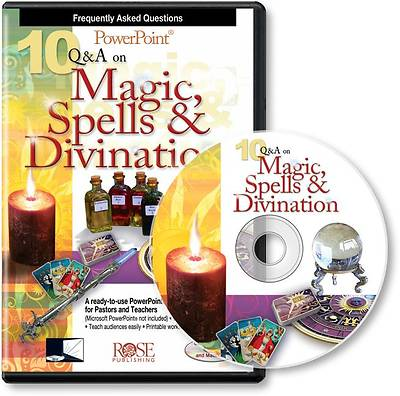 Picture of 10 Q&A on Magic & Divination