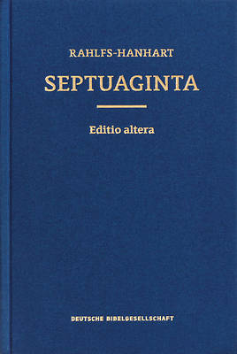 Picture of GBS Large Print Septuagint