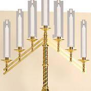 Picture of Koleys K1132 Altar Candelabra 7 Light