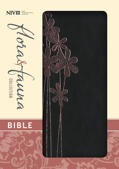 NIV Flora and Fauna Collection Bible, Compact