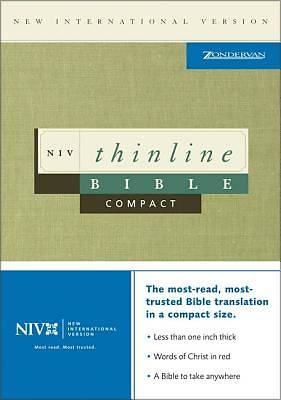 Compact Thinline New International Version Bible