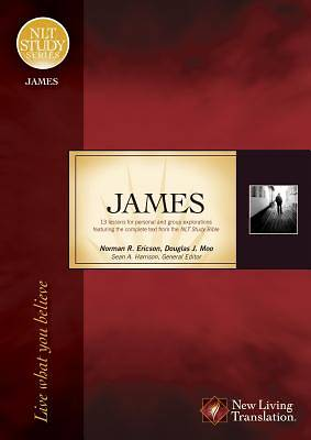 New Living Translation Study Series - James