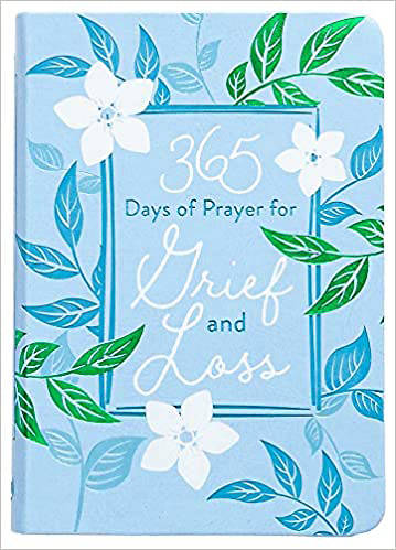 Picture of 365 Days of Prayers for Grief and Loss (Imitation Leather)