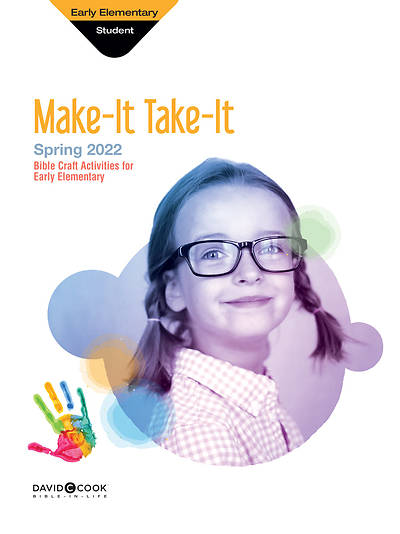 Bible-in-Life Early Elementary Make-It Take-It Spring