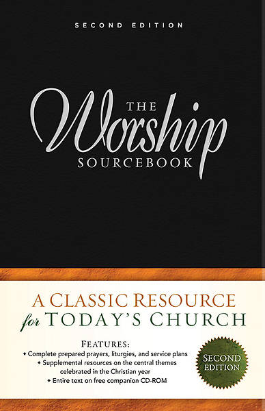 Picture of The Worship Sourcebook: Second Edition w/ CD ROM