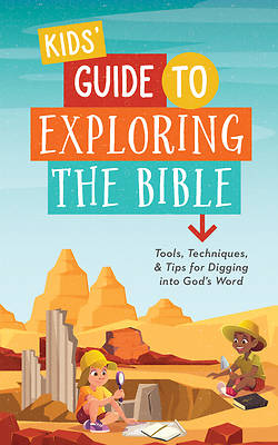 Picture of Kids' Guide to Exploring the Bible