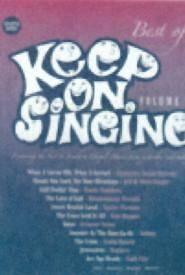 Best of Keep on Singing Volume 1