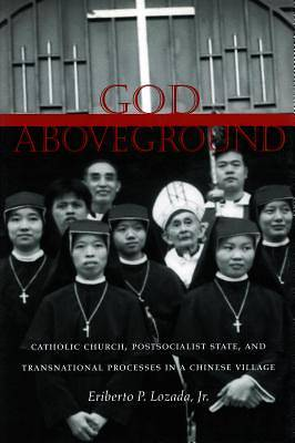Picture of God Aboveground