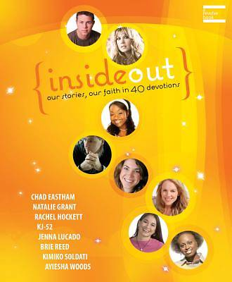 Insideout: Our Stories, Our Faith in 40 devotionals