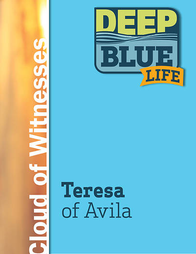 Picture of Deep Blue Life: Teresa of Avila Word Download