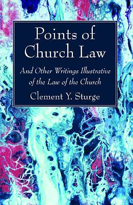 Picture of Points of Church Law