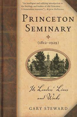 Picture of Princeton Seminary (18121929)