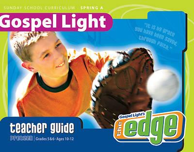 Picture of Gospel Light Preteen Grade 5-6 Teacher Guide Spring Year A