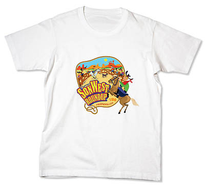 Gospel Light VBS2013 SonWest RoundUp T-Shirt T-Shirt - Child Small