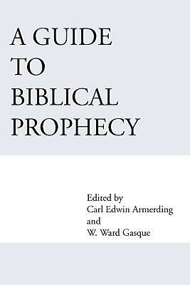 Picture of A Guide to Biblical Prophecy