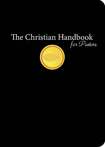 Picture of The Christian Handbook for Pastors