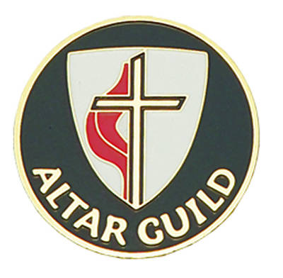 Picture of United Methodist Gold-Plated Bronze Altar Guild