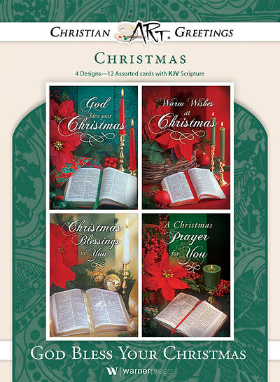 Picture of God Bless Your Christmas Assorted Boxed Cards