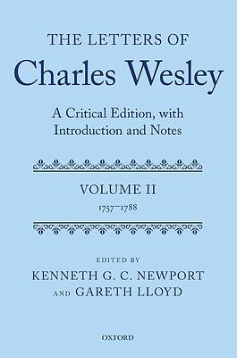 Picture of The Letters of Charles Wesley