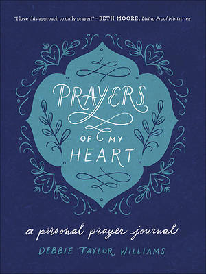 Picture of Prayers of My Heart