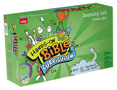 Group Hands-On Bible Curriculum Grades 5 & 6 Learning Lab: Winter 2012-13