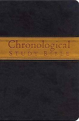The Chronological Study Bible, New King James Version