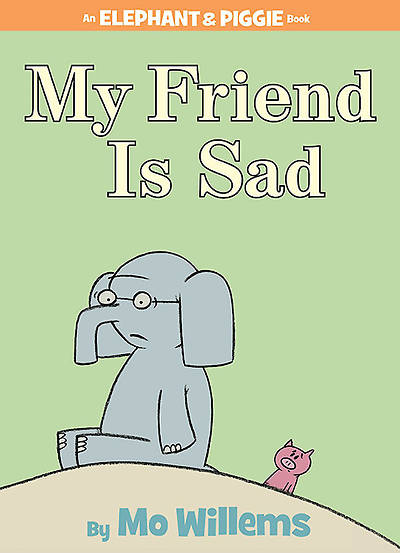Picture of My Friend Is Sad