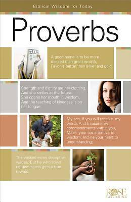 Picture of Proverbs 10pk