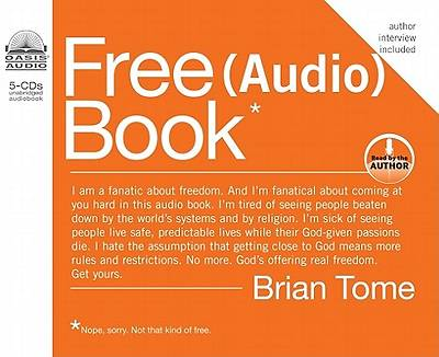 Free Book Audio CD