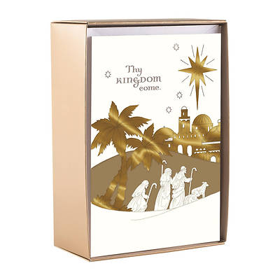 Picture of Thy Kingdom Come Special Edition Christmas Cards