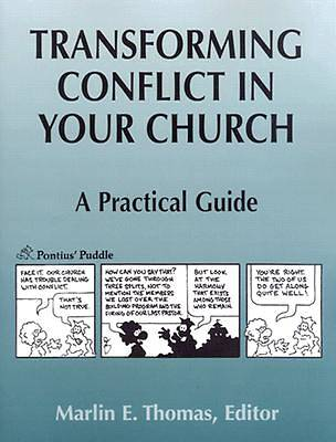 Transforming Conflict in Your Church
