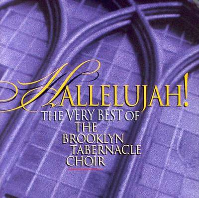 Picture of Hallelujah!; The Very Best of the Brooklyn Tabernacle Choir