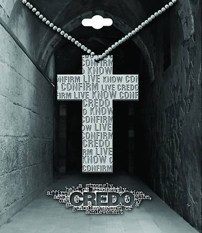 Credo Confirmation Cross Necklace