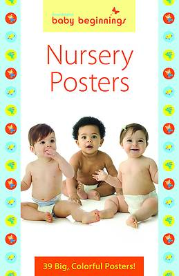 Picture of Gospel Light Baby Beginnings Nursery Posters 0-36 Months