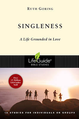 LifeGuide Bible Study - Singleness