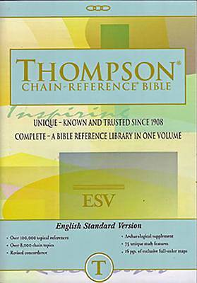 Picture of Thompson Chain-Reference Bible