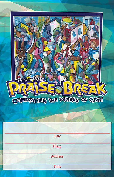 Vacation Bible School (VBS) 2014 Praise Break Promo Poster
