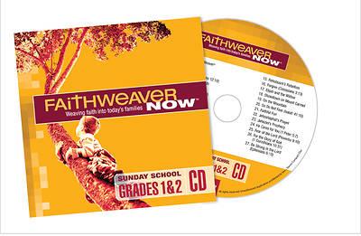 Picture of FaithWeaver Now Grades 1&2 CD Fall 2016