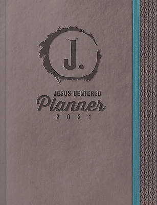 Picture of Jesus-Centered Planner 2021