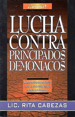 Picture of Lucha Contra Principados Demoniacos