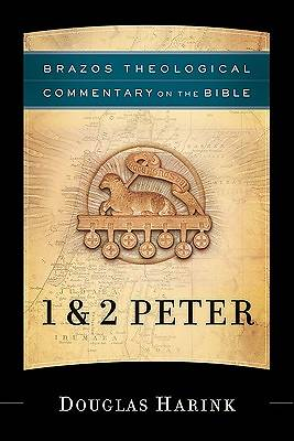 Picture of Brazos Theological Commentary on the Bible - 1 & 2 Peter