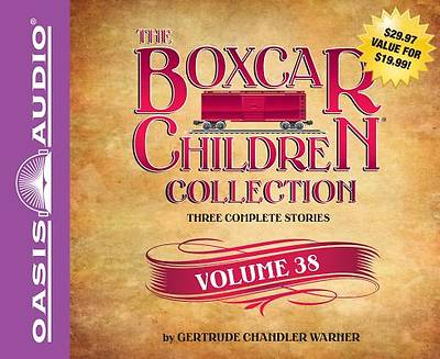 The Boxcar Children Collection Volume 38 (Library Edition)