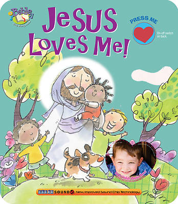 Picture of Jesus Loves Me!