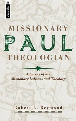 Picture of Paul Missionary Theologian