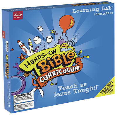 Picture of Hands-On Bible Curriculum Toddlers & 2s Learning Lab Summer 2020