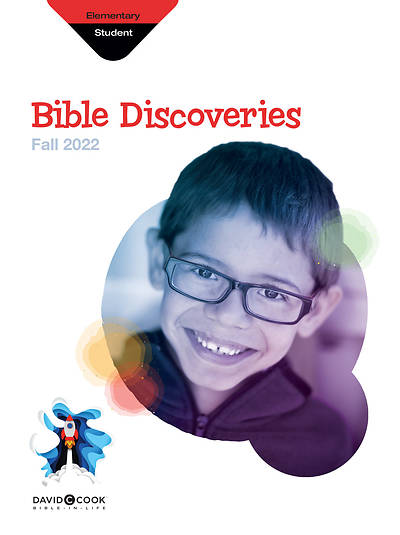 Picture of Bible in Life Elementary Bible Discoveries Fall