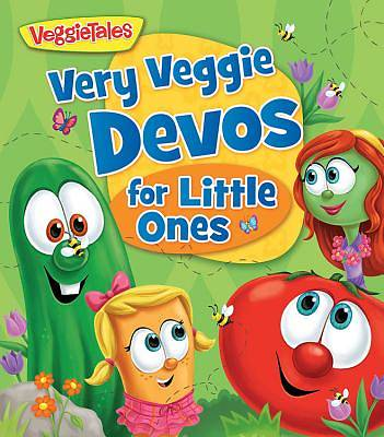 Picture of Very Veggie Devos for Little Ones