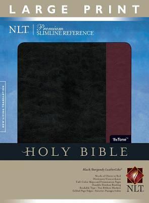 Picture of Premium Slimline Reference New Living Translation Large Print