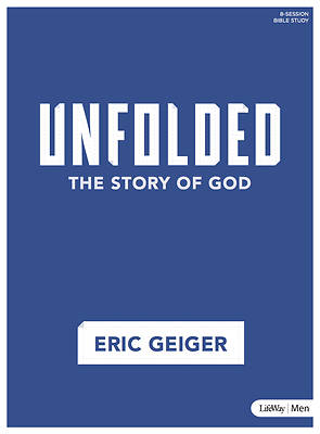 Unfolded - Bible Study Book