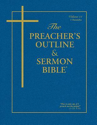 Picture of Preachers Outline & Study Bible: 1 Chronicles